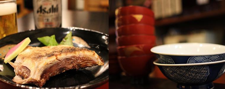 ディナー・お魚料理など